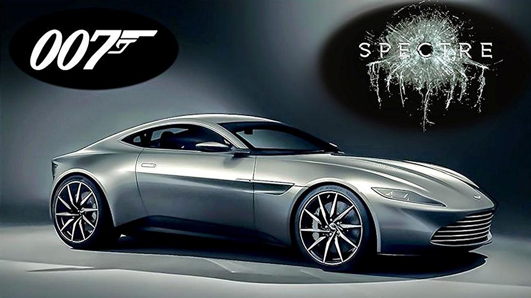 James Bond Spectre Aston Martin Db10 Elite