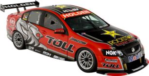 Holden VE Series II Commodore James Courtney 2011