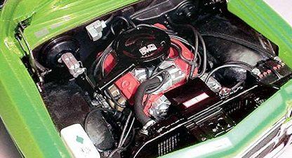 Holden HJ Monaro GTS Jamaica Lime