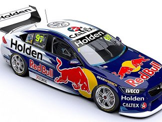 2018 Red Bull Holden Racing Team ZB Commodore #97 Shane van Gisbergen