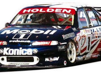 Craig Lowndes 1999 Holden VS Commodore #1 - Reverse Livery