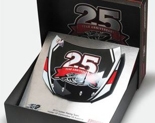 Holden Racing Team Holden VF Commodore Signature Bonnet - 25 Year Anniversary Edition
