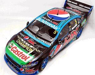 *Ford FGX Falcon - #5 - Mark Winterbottom -2015 V8 Supercars Championship Winner