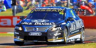 *Nissan Altima #15 - Rick Kelly - Townsville 2014 - Jack Daniel's Racing