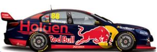 *Holden VF Commodore Jamie Whincup's 2017 Red Bull Holden Racing Team