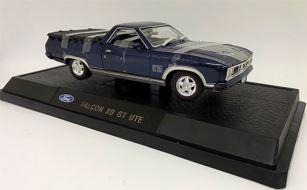 ^XB GS Ford Falcon Ute - Apollo Blue