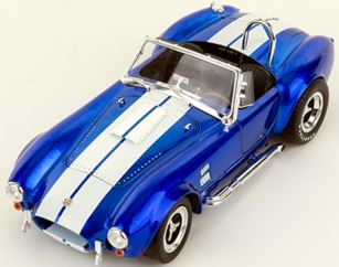 1965 Shelby Cobra 427 - Candy Blue/White
