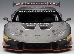Lamborghini Huracan Super Trofeo 2015 in Grey No. 63