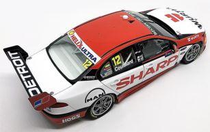 DJR Team Penske Sharp Ford FGX Falcon - 2016 Sydney 500 - #12 Fabian Coulthard