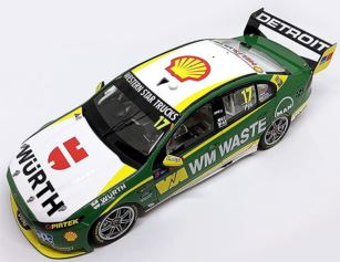 Ford FGX Falcon DJR Team Penske WM Waste  - 2016 Sydney 500 - #17 Scott Pye