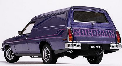 Holden HX Sandman Panelvan – Royal Plum Metallic