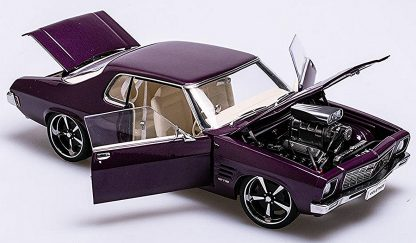 Holden HQ Monaro Street Machine – Ultra Violet Metallic