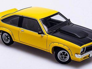 Holden LX Torana SS A9X Hatchback - Absinth Yellow.