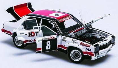 Holden LH Torana L34 – Holden Dealer Team, Hardie Ferodo 1000 4th Place – O'Brien/Negus
