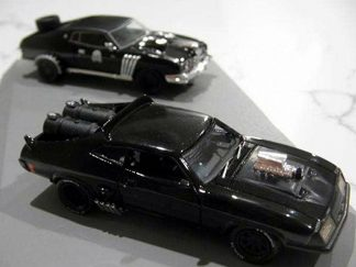 Mad Max Interceptor 2 and Villains Landau