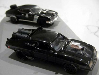 Mad Max Interceptor 2 and Villains Landau
