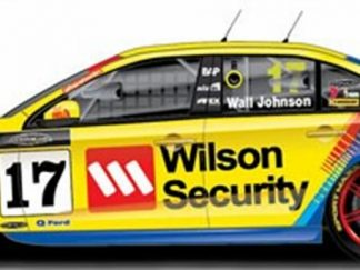 *Ford FG Falcon - #17 - Steven Johnson/David Wall - 20th Anniversary of DJR's 1994 Bathurst Win Retro Livery - 2014 Supercheap Auto 1000