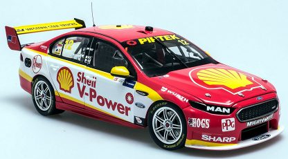 *Ford FGX Falcon – Shell V-Power Racing – 2017 Tyrepower Tasmania Super Sprint (DJRTP's first championship race win). Fabian Coulthard