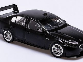 *Ford FGX Falcon Supercar Plain Body in Satin Black