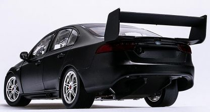 Ford FGX Falcon Supercar Plain Body in Satin Black