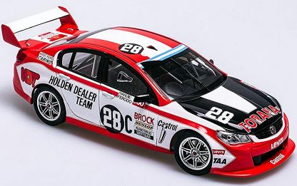 Holden VF Commodore – Biante 20TH Anniversary 1972 Bathurst Winner Retro Livery