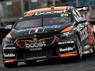 Holden ZB Commodore Mobil 1 Boost Mobile Racing #25 James Courtney 2018 Virgin Australia Supercars Series