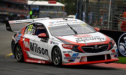 *Holden ZB Commodore Wilson Security GRM Racing #33 Garth Tander 2018Virgin Australia Supercars Series