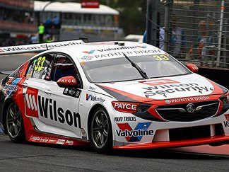 Holden ZB Commodore Wilson Security GRM Racing #33 Garth Tander 2018Virgin Australia Supercars Series