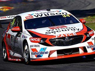 Holden ZB Commodore Wilson Security GRM Racing #34 James Golding2018Virgin Australia Supercars Series