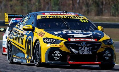 *Holden ZB Commodore Preston Hire Racing #18 Lee Holdsworth 2018 Virgin Australia Supercars Series