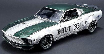 Allan Moffat Racing # 33 Brut 1969 Ford Boss Trans-Am Mustang