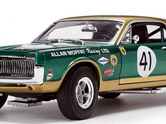 Allan Moffat Racing #41 Trans Am 1967 - Mercury Cougar XR7