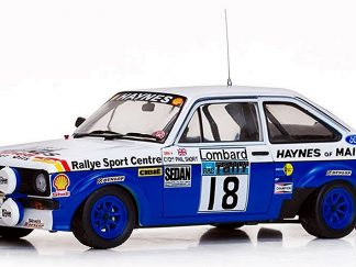 Ford Escort RS1800 - #18 J.Taylor/P.Short RAC Rally 1980