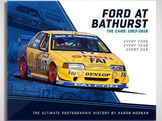 Ford At Bathurst - The Cars: 1963-2018