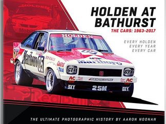 Holden At Bathurst - The Cars: 1963-2017 (Hardcover Book)
