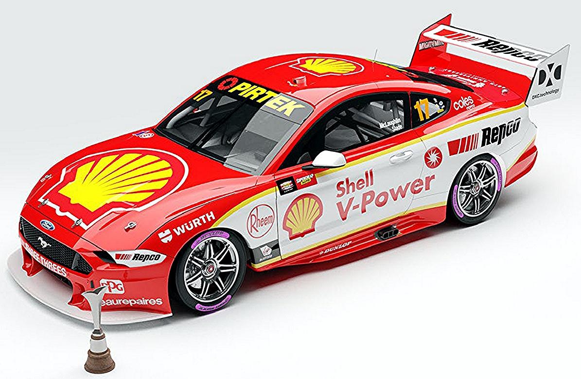 Shell V-Power Racing Team #17 Ford Mustang GT Supercar ...